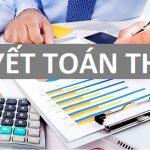 Làm sao để quyết toán thuế hiệu quả