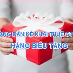 Chi phí quà tặng khách hàng có phải là chi phí hợp lệ ?